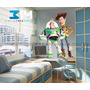 Vinilo Decorativo Toy Story-i 05, Calcomanía De Pared Buzz.