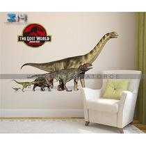 Vinilo Decorativo Dinosaurios -i05 Stickers Jurassic Parck
