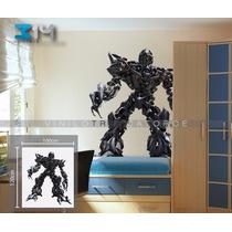 Transformers 06, Vinilo Decorativo Megatron Calcomanía