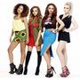 Vinilo Decorativo Artistas Little Mix. Calcomanía De Pared