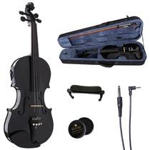 Cecilio Violin 4/4 Cvnae Electro Acustico