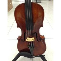 Violin Colaus Amatus Cremonae 130 Años Europeo Certificado