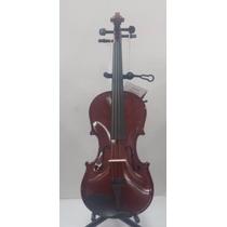 Violin 4/4 Hofner Alfred S Con Artco Y Estuche As-045-v4/4