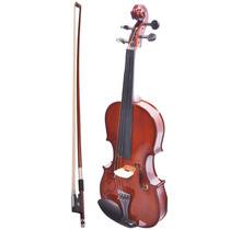Violin La Sevillana De 4/4, Tapa De Abeto Sólido Dlx-lsv44