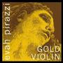 Evah Pirazzi Gold, Cuerdas Violin 4/4 Nuevo Modelo