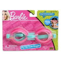 Lentes De Natacion Barbie Goggles Visor