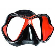 Nuevo Visor Mares X-vision Liquidskin Rojo Buceo Apnea
