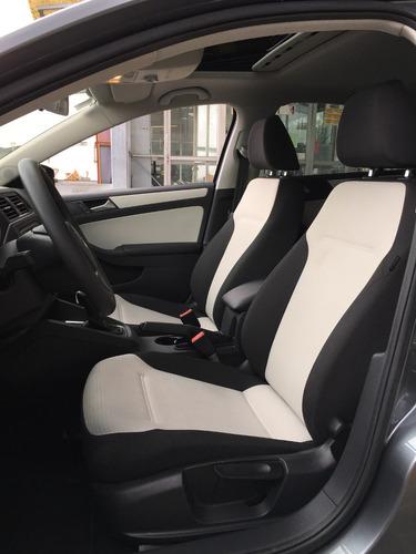 Volkswagen Jetta Comfortline L5 2.5 Aut B/a 2015 Quemacocos