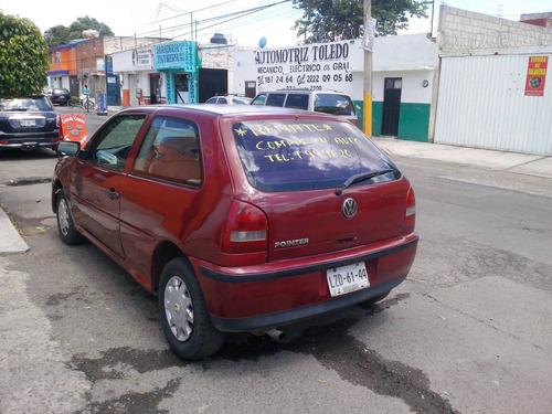 Volkswagen Pointer Mod. 2000 , Factura Original