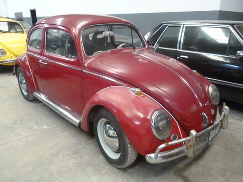 Volkswagen Sedàn 1962 Precio Fijo Buenas Condiciones