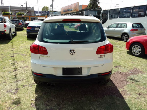 Volkswagen Tiguan Sport 1.4t Dsg