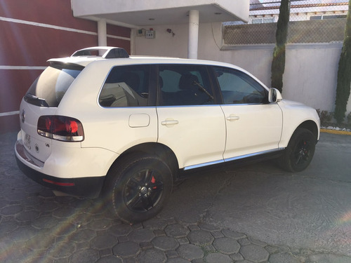 Volkswagen Touareg 5p V6 Tiptronic Climatronic 4x4 Premium 2