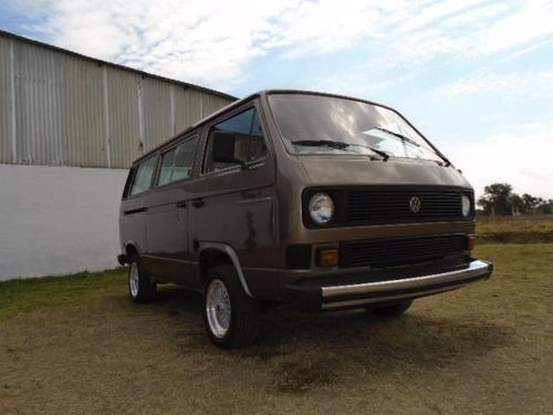 Volkswagen Wanagon 1984 Automàtica Importada