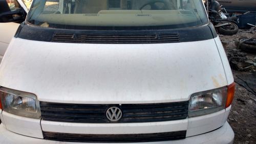Vw Eurovan 2000 Pasajeros Completa O Partes 5 Cil Automatica