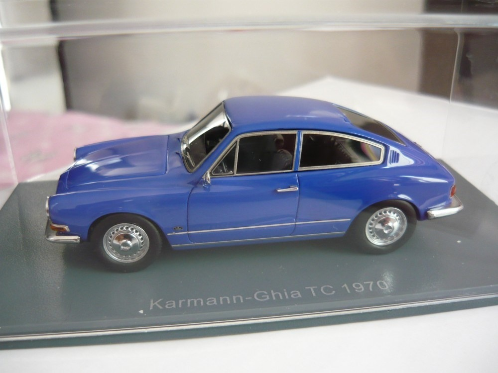 audi 100 Neo 46145 Karmann Ghia TC 145 1970