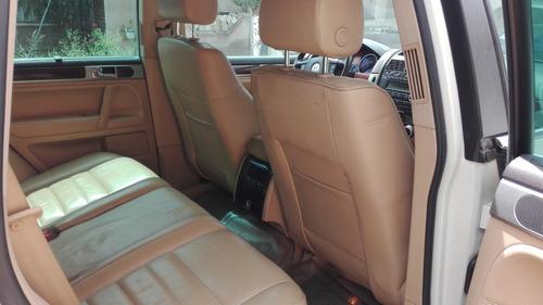 Vw Touareg Paquete Premium 4x4 Modelo 2008
