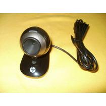 Hp Webcam Alta Definicion Hd 720p Con Microfono Usb 2.0