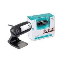 Camara Web Logitech C170 Usb 5 Mpx 1024x768 Con Micro A 12 M