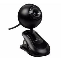 Cámara Web Acteck Con Micrófono Integrado 640x480 Mpx