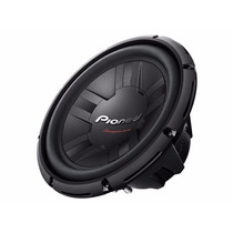 Subwoofer Pioneer Ts-w311d4 Serie Champion 12 Pulg, 1400 W