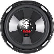 Boss 12 Dual 4-ohm Voice Coil Subwoofer Op4