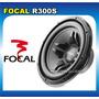 Sub Woofer Focal 12 300 Watts Rms Nuevo R-300s