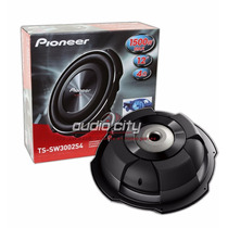 Subwoofer Pioneer 12 Ts-sw3002s4 1500w Extra Plano
