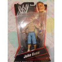 Wwe Figura De John Cena Basica Mattel