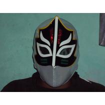 Mascara De Luchador Mascara Sagrada P/adulto Semiprofesional