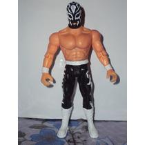 Figura Wwe Cmll Aaa La Sombra Luchador Mexicano Custom