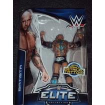 Figura Wwe Mattel Batista Elite Serie 30 El Animal Batista