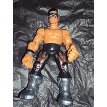Figura Luchador Mexicano Rey Bucanero Muñeco Patones