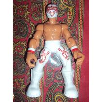Figura Luchador Mexicano Caristico Muñeco Patones Lucha Libr