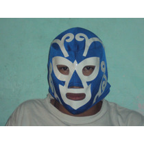 Wwe Cmll Aaa Mascara De Luchador Huracan Ramirez P/adulto