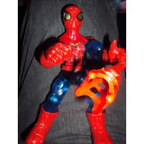 Figura Spiderman Universo Marvel Patones Hombre Araña