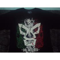 Playeras D Luchadores Dr Wagner Lucha Libre Mexicana Guerrer