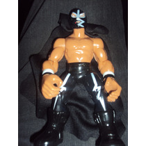 Figura Luchador Mexicano Rayo De Jalisco En Muñeco Patones