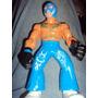 Figura Luchador Mexicano Rey Misterio En Muñeco Patones