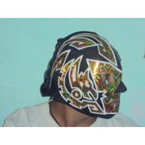 Wwe Cmll Aaa Mascara De Luchador Dr Wagner Jr P/adulto