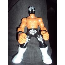 Figura Luchador Mexicano La Sombra En Muñeco Patones