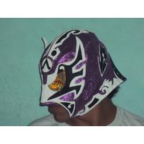 Mascara De Luchador Ultimo Guerrero Profesional Lucha Libre