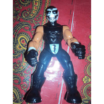 Figura Luchador Mexicano Pentagon Perro En Muñeco Patones