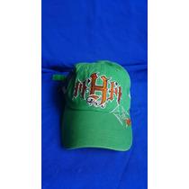 Gorra Wwe Triple Hhh Logo Original De Colección