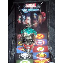 Dije Superheroes Dc Comics Joker Batman Capitan Guason Thor