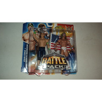 Battle Pack Wwe John Cena & Ultimate Warrior