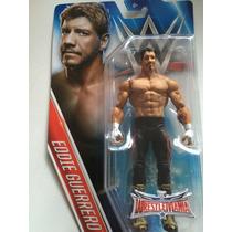 Wwe Figura De Eddie Guerrero Serie Basica Mattel