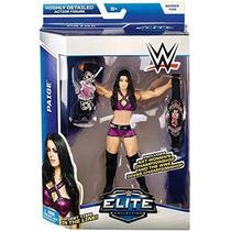 Wwe Paige Elite 34 De Mattel Incluye 2 Cinturones Divas Nxt