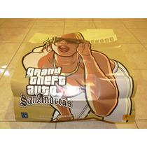 Poster´s De La Sega De San Andreas Xbox
