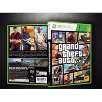Gta V Cuenta Compartida Xbox 360