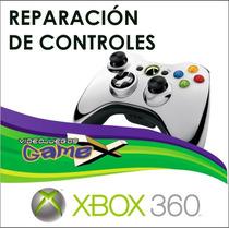 Reparacion Controles Xbox 360 Puebla